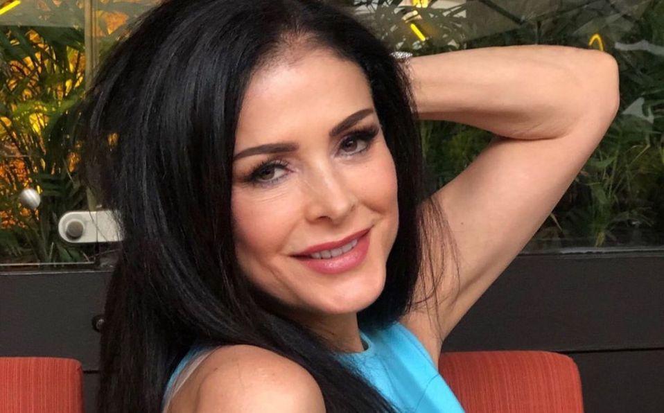 Lourdes Munguía impresionó con su marcada figura