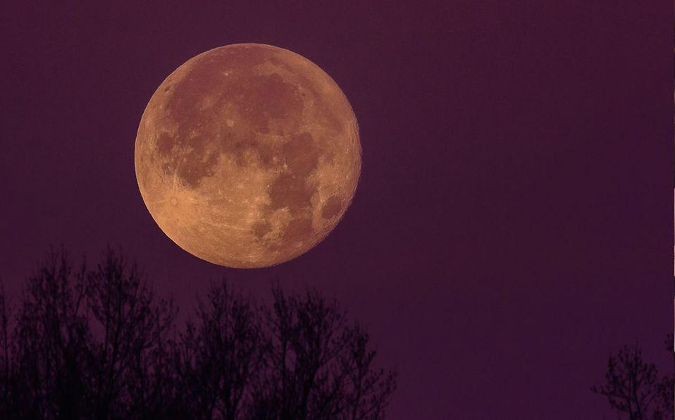 Este efecto tendrá la superluna rosa (Getty).