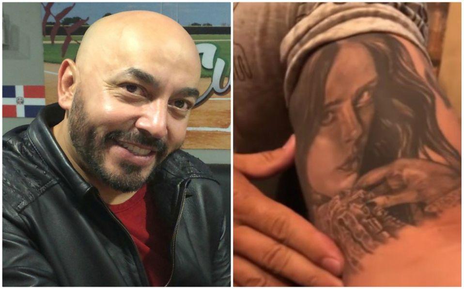 Lupillo Rivera declaró que es lo que hará con el tatuaje de Beli