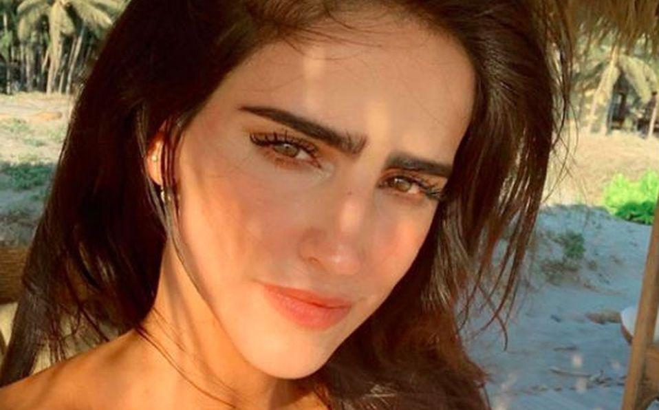 FOTO: Así lucía Bárbara del Regil a los 16 años cuando fue mamá