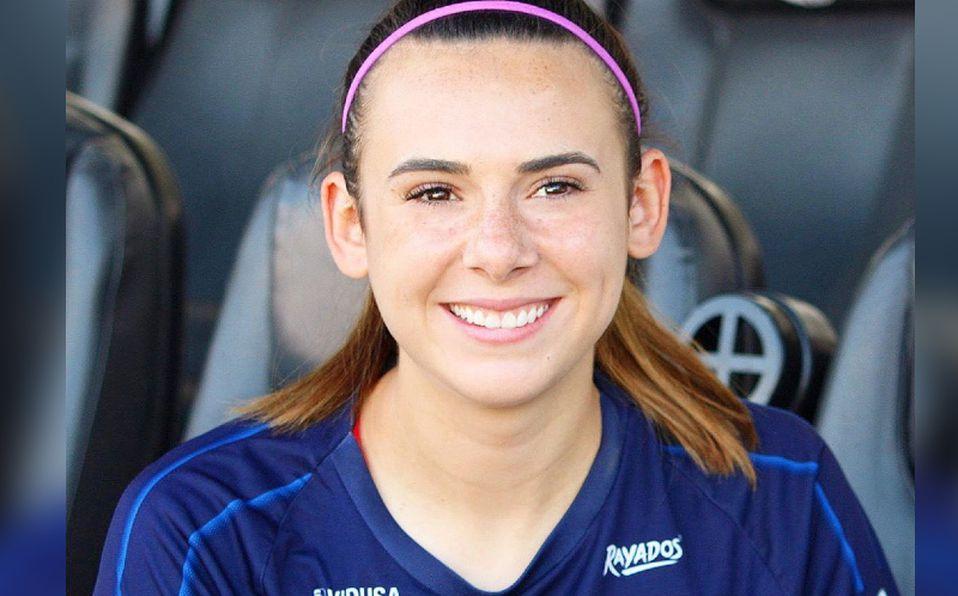 Pamela Verdirame fue una de las jugadoras más destacadas del futbol femenil (Instagram).