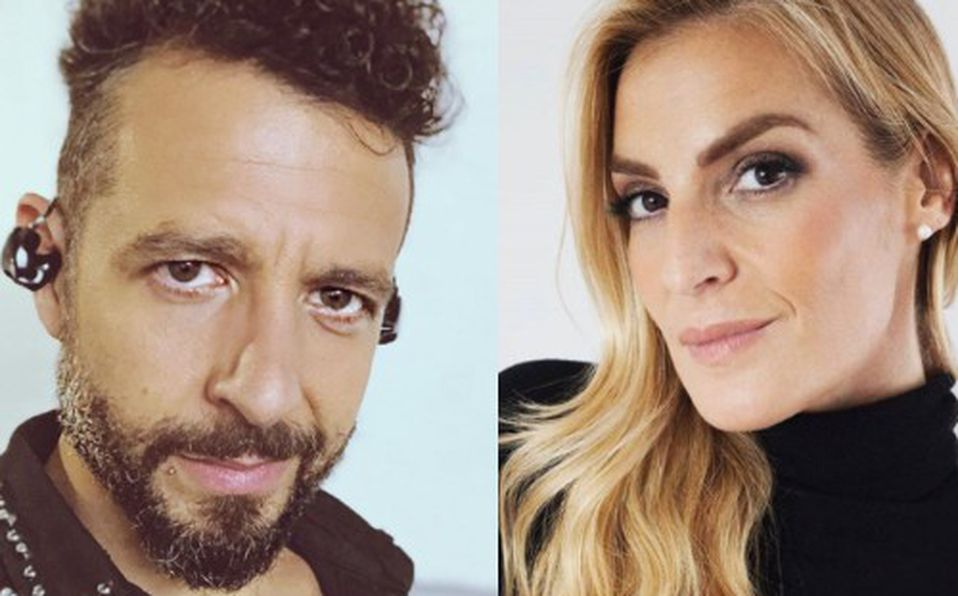 Angie Taddei y Sergio O'Farrill: Así comenzó su relación