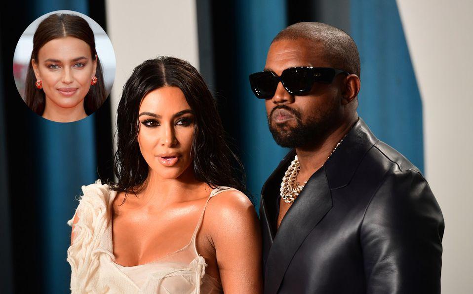 Kanye West e Irina Shayk: se confirma el nuevo romance del ex de Kim Kardashian
