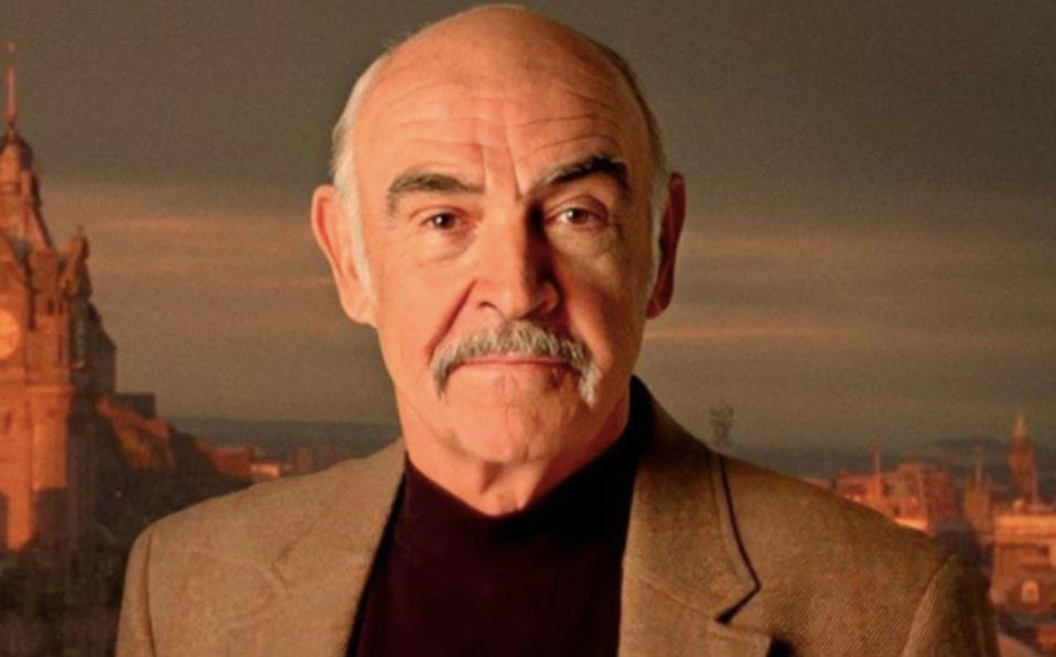 Muere Sean Connery, el primer James Bond