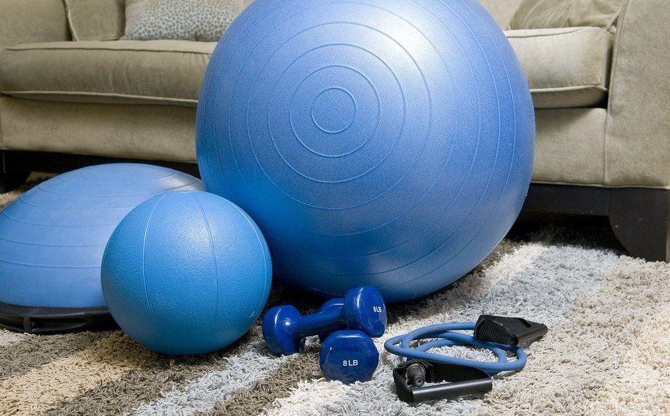 Ofertas en productos para ejercicio en casa (Especial).