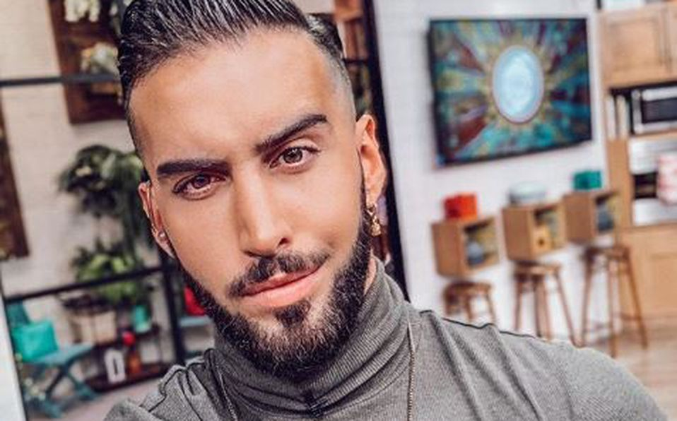 Rubén Kuri, el guapo novio de Roberto Carlo