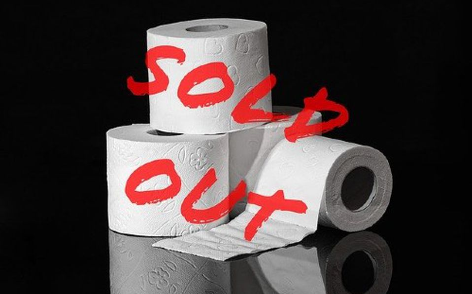 Australia limita compra de papel higiénico