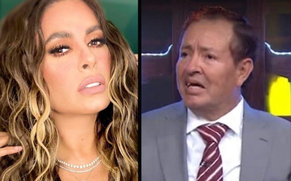 Galilea Montijo y cruel broma que le hizo a Sammy Pérez