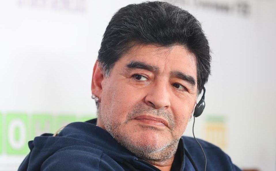 Diego Armando Maradona reconoció a Jana después de varios juicios de paternidad (Shutterstock).