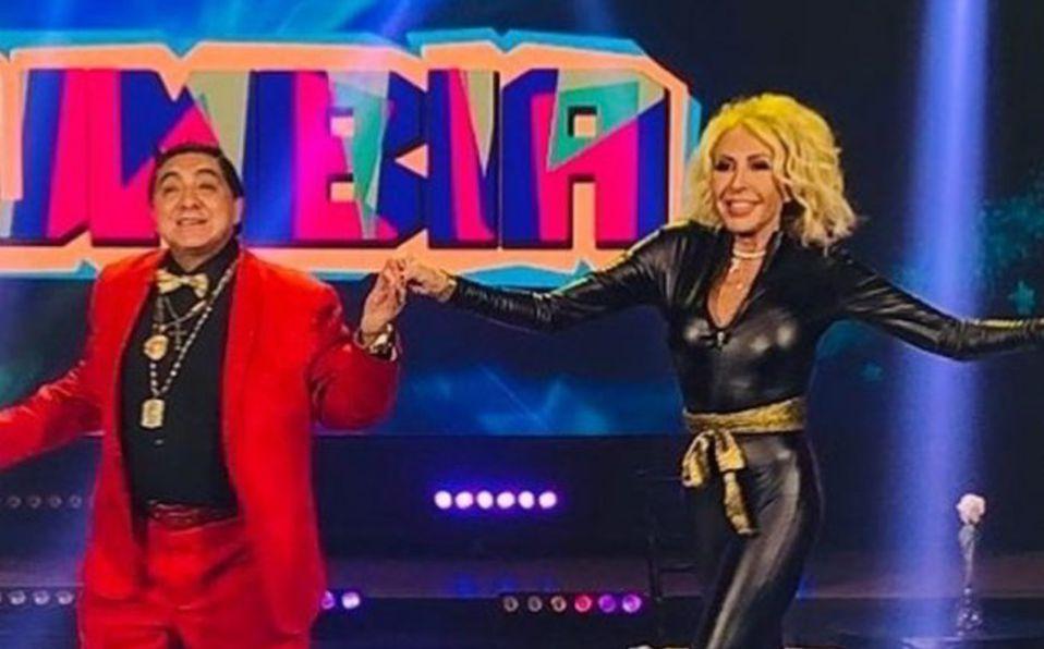 Laura Bozzo le grita a los jueces de 'Las estrellas bailan en hoy' tras ser eliminada