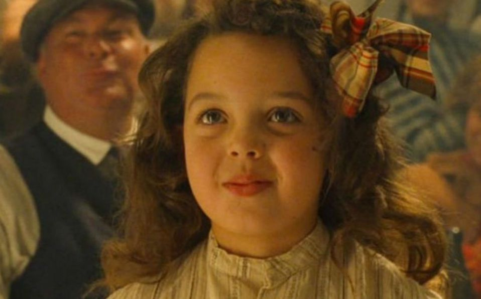 Titanic: Así luce ahora la niña que bailó con Leonardo Dicaprio