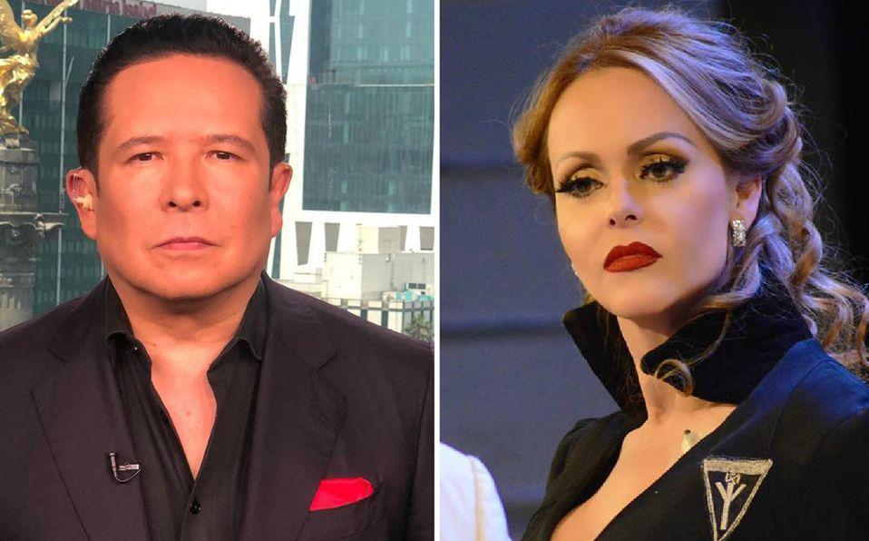 Gustavo Adolfo Infante ganó el juicio contra Gaby Spanic (Instagram).