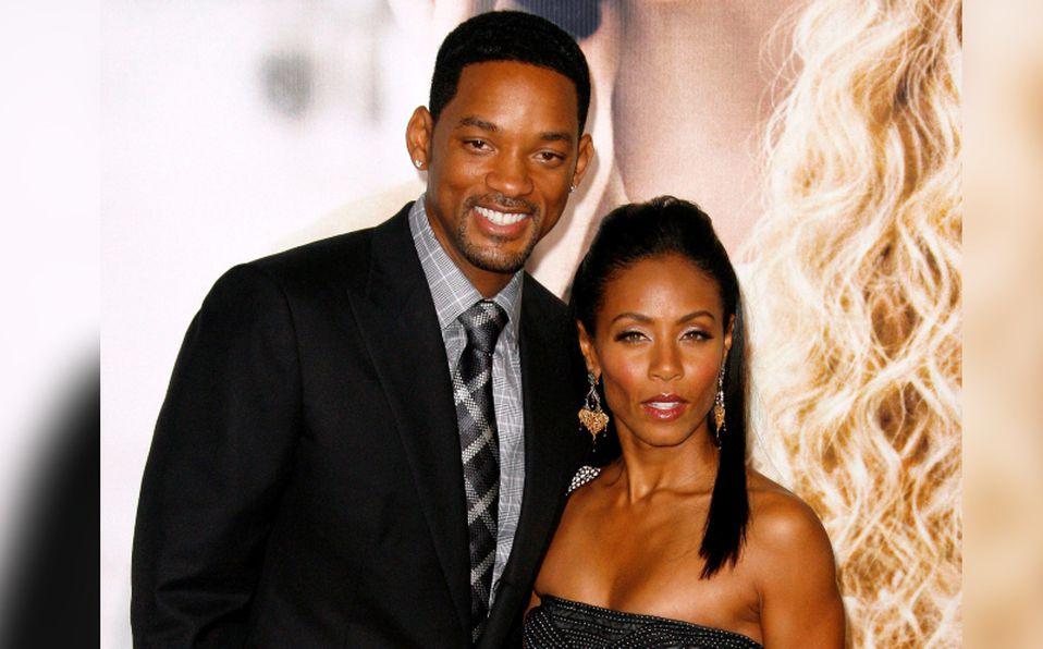 Frente a Will Smith, Jada Pinkett acepta 'aventura' con rapero (EFE).