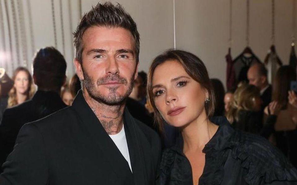 Victoria y David Beckham se casaron en 1999 (Instagram).
