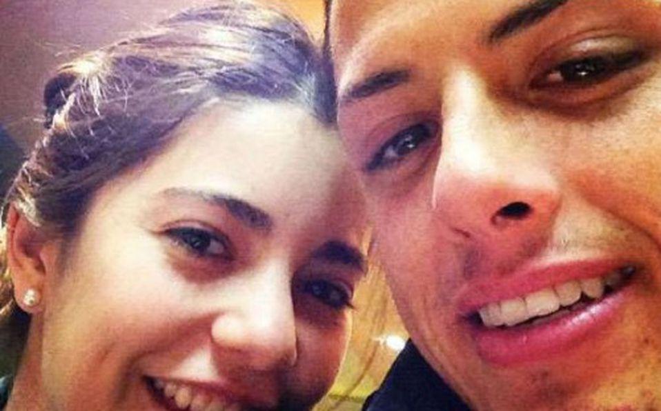 Leticia Sahagun y Javier Hernández,
