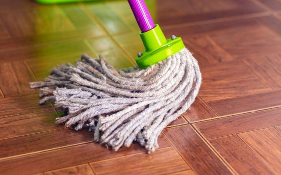 Cómo limpiar un trapeador