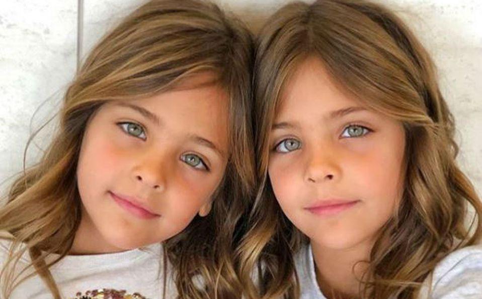 Ava Marie y Leah Rose, las gemelas modelo de Internet