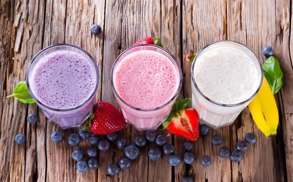 Existe gran variedad de licuados altamente nutritivos (Shutterstock).