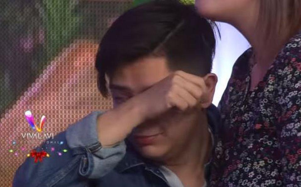 Beng Zeng fue víctima de una broma  (Captura de pantalla).