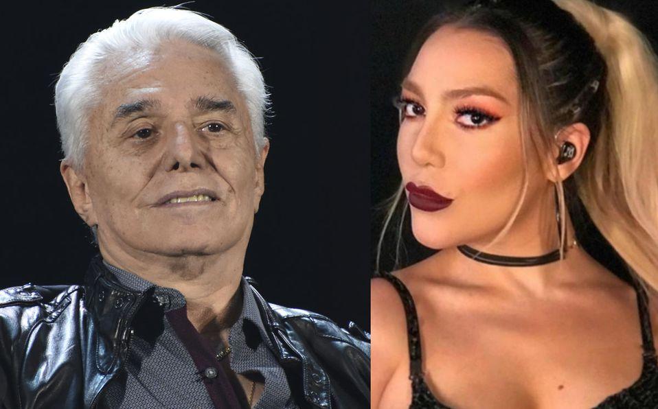 Enrique Guzmán fue acusado de abuso por Frida Sofía (Getty).