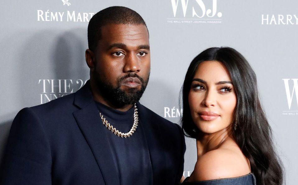 Kim Kardashain solicita el divorcio después de seis años de matrimonio (EFE