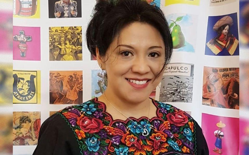 Mercedes Ahumada es originaria del Estado de México (Instagram).