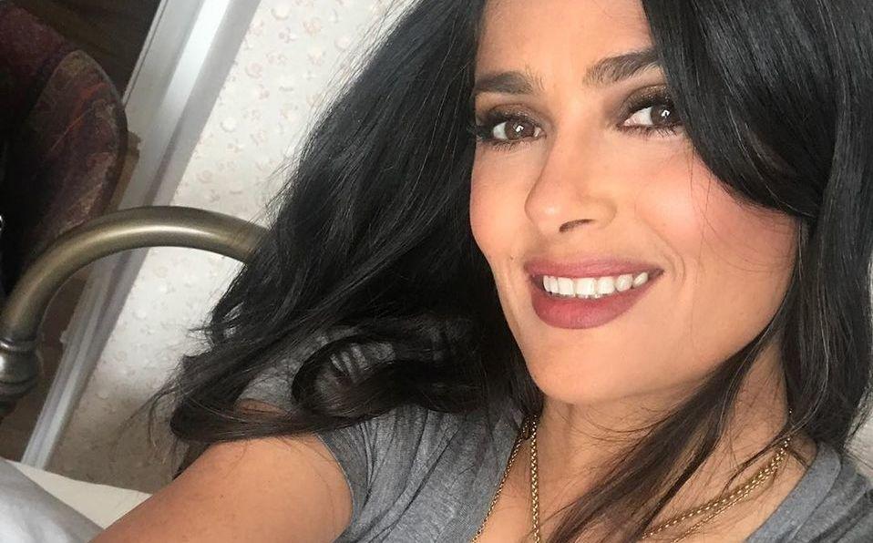 Salma Hayek confesó algunos detalles de sus inicios en Hollywood (Instagram).