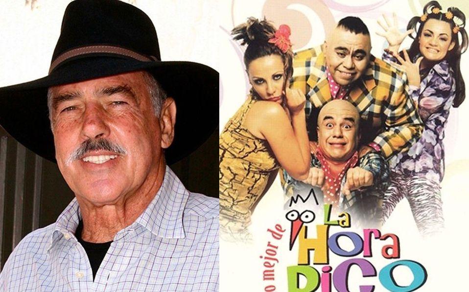 Andrés García reveló los motivos por los que salió de 'La Hora Pico' (Instagram).
