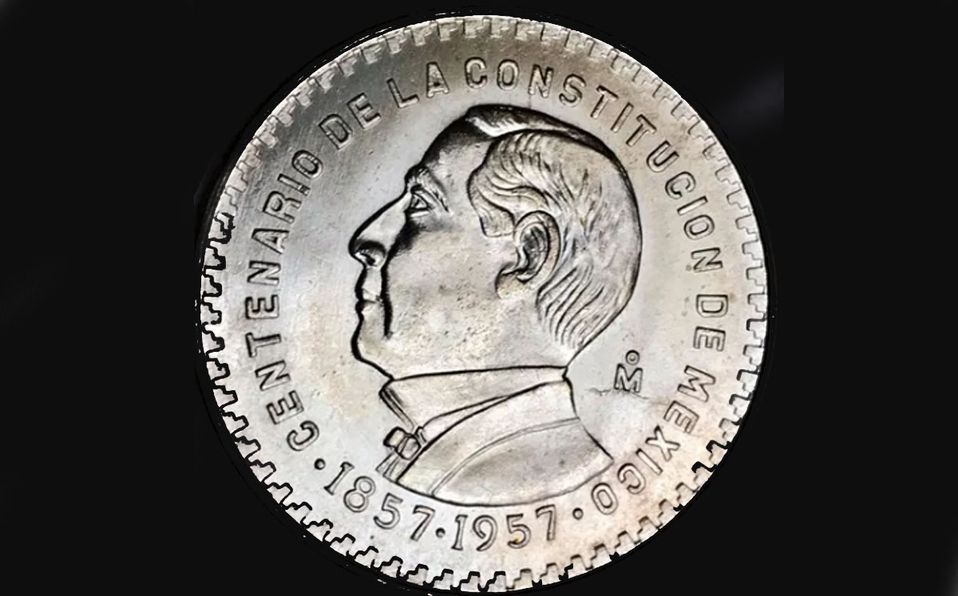¿Aún la tienes? Esta moneda de 1 peso con Benito Juárez se vende en más de $500