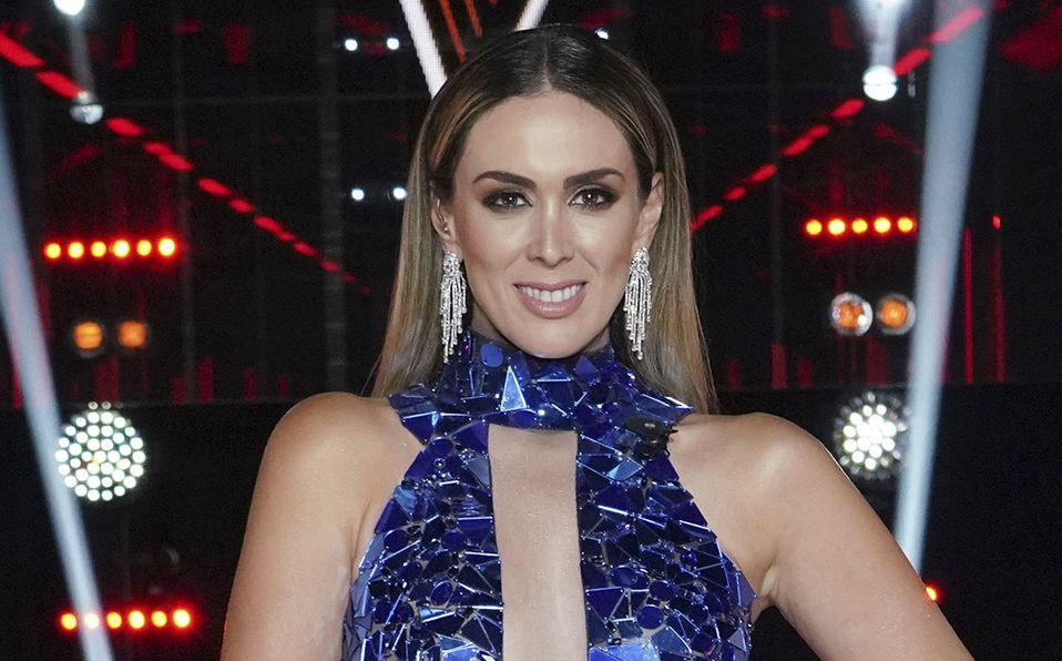 Jacky Bracamontes deslumbró con su look en Miss Universo 2021 (Getty)
