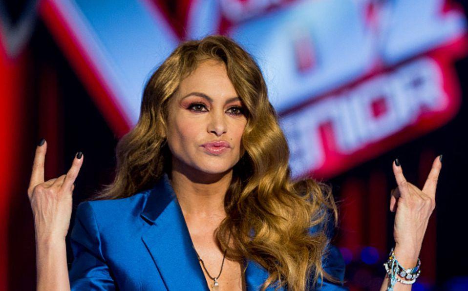 Paulina Rubio regresa a las telenovelas