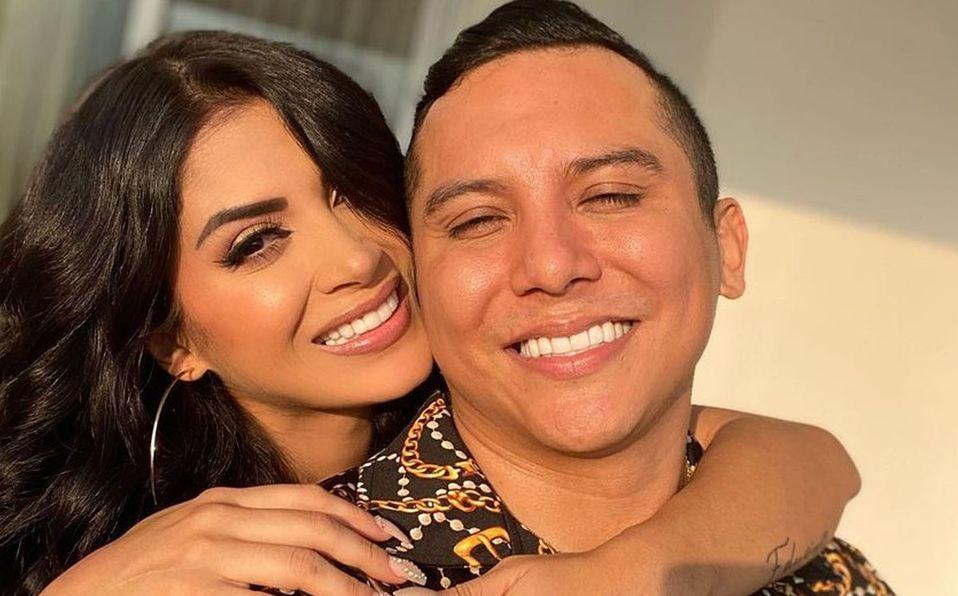 Kimberly Flores fue acusada de infidelidad (Instagram).