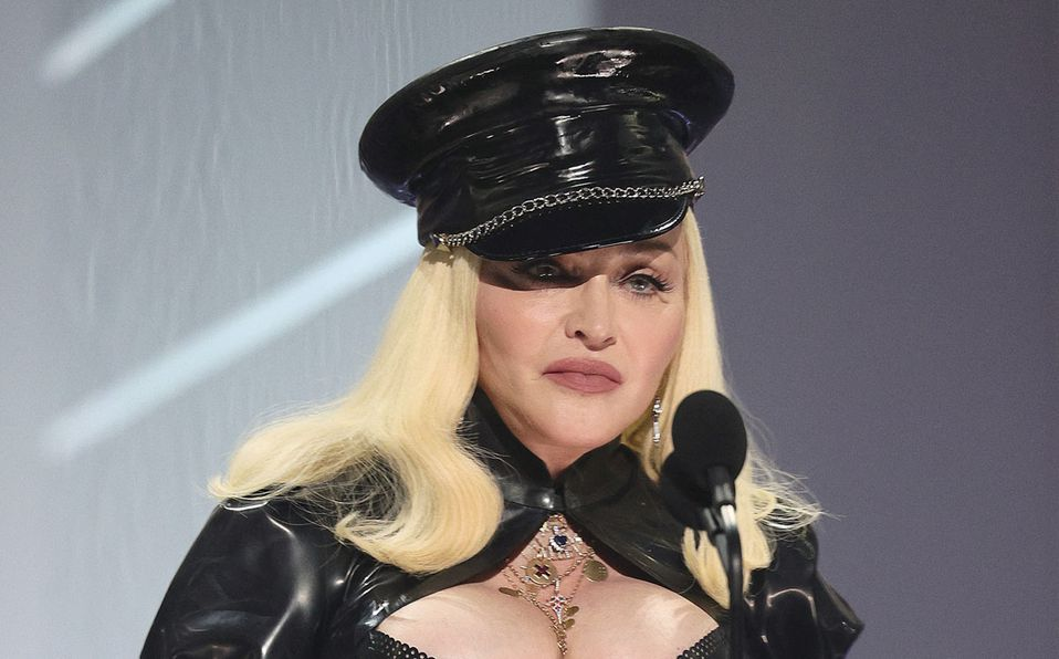 Madonna inauguró la edición 2021 de los mTV VMA's (Getty).