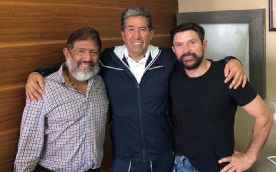 Andrés Arreola y Juan Osorio