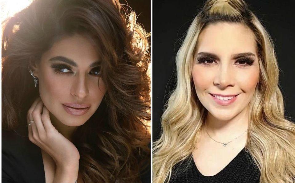Galilea Montijo se burla de Karla Panini durante programa en vivo (Instagram).