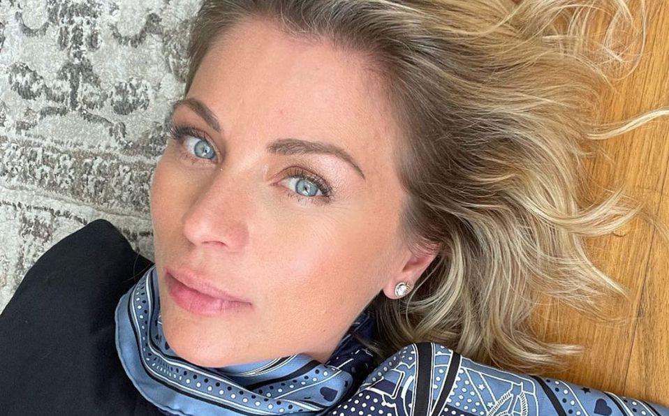Ludwika Paleta impresionó a todos con su look natural (Instagram).