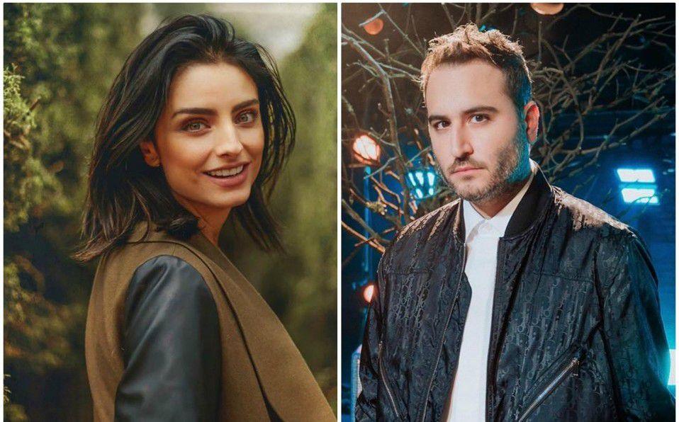 Aislinn Derbez habló sobre cómo fue su relación con el vocalista de Reik (Instagram).
