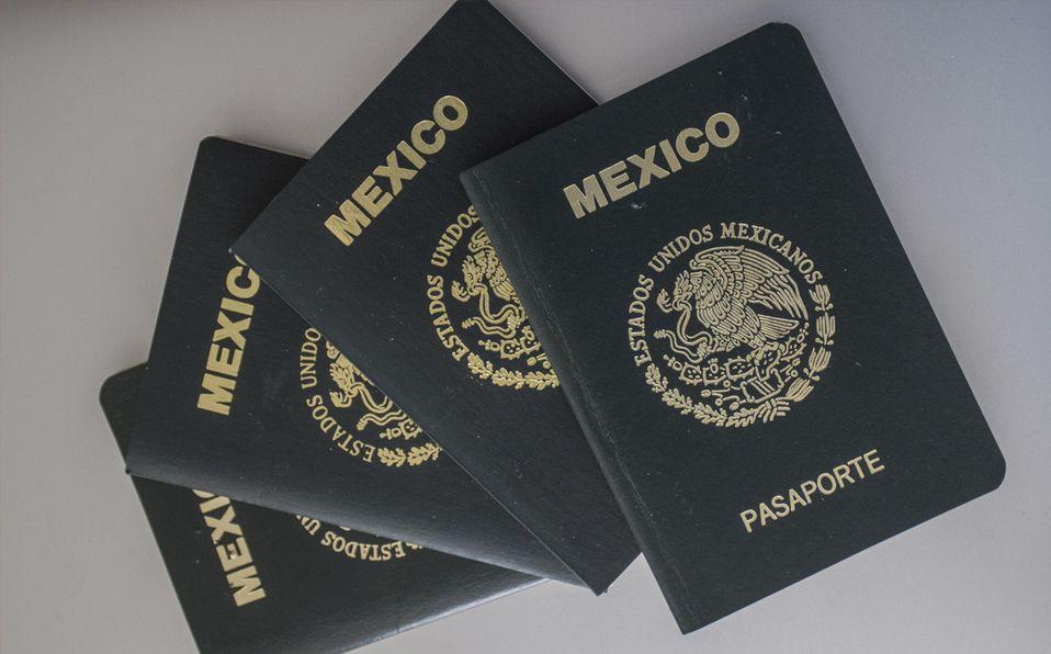 Esto debes de saber para renovar tu pasaporte en el aeropuerto (Cuartoscuro).