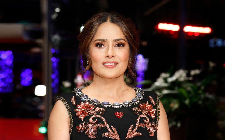Salma Hayek antes y después, así se veía en su primer casting para Televisa