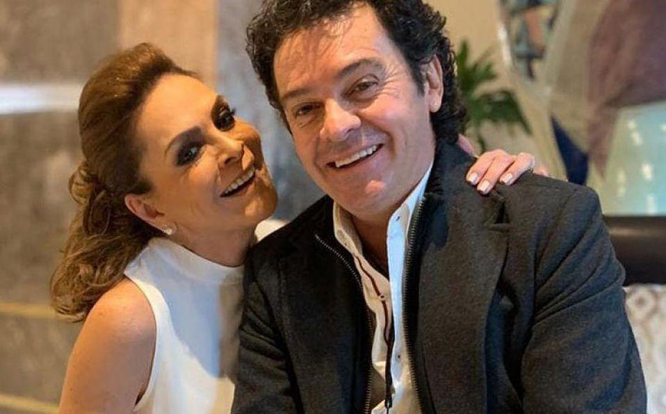 Mara Patricia Castañeda e Iván Martínez