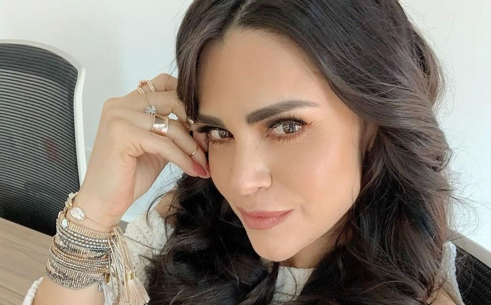 Luz Elena González relató lo ocurrido (Instagram).