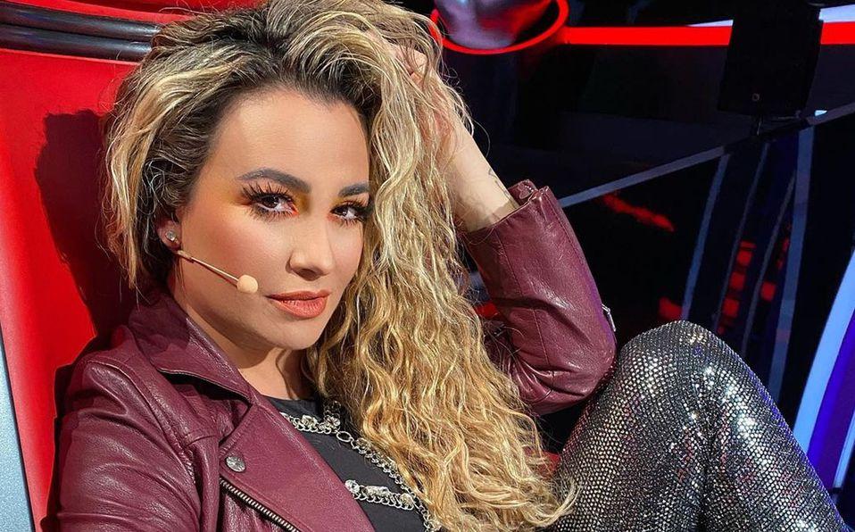 María José deslumbró con su look (Instagram).