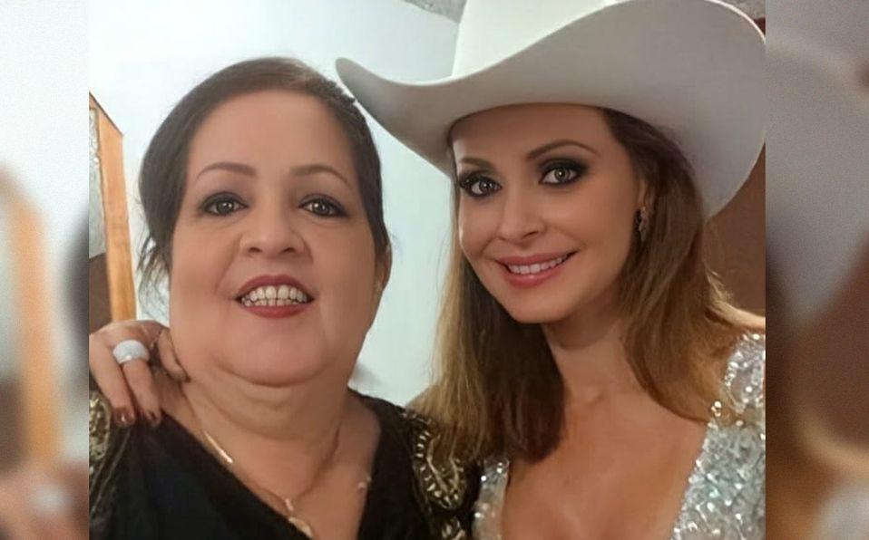 Gabriela Spanic se despide de su madre con un emotivo mensaje (Instagram).