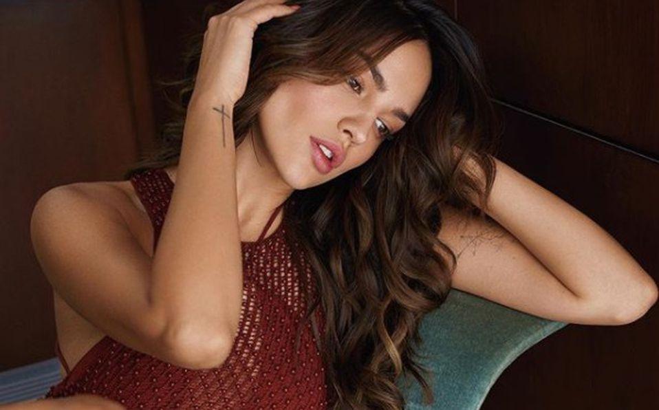 Eiza González elimina foto de sus labios por críticas