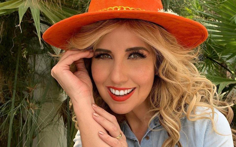 Raquel Bigorra lució su rostro al natural (Instagram).