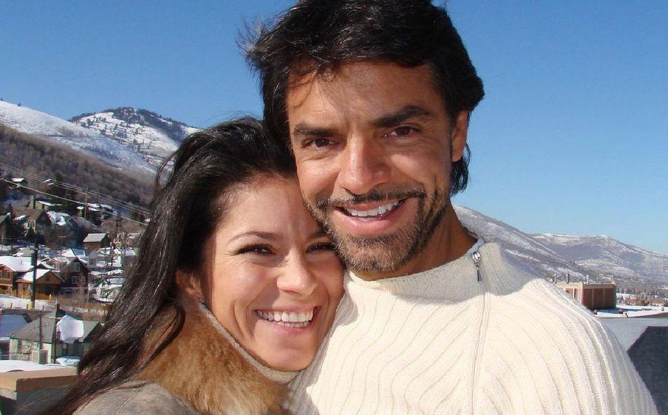 Alessandra y Eugenio ya tienen más de 15 años de relación