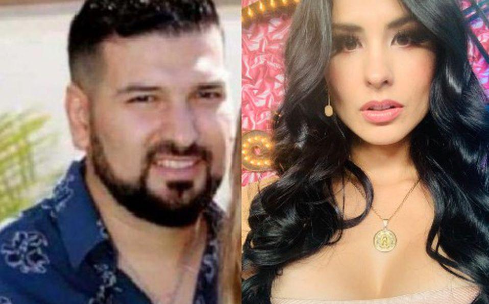 Américo Garza y Fabiola Martínez