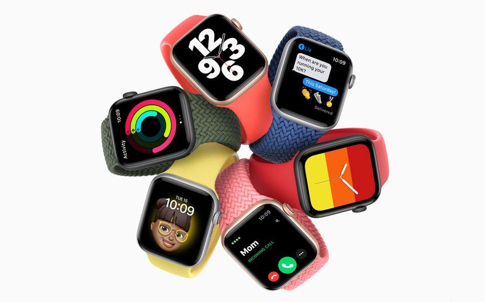 Apple presentó su nueva gama de dispositivos (Apple)