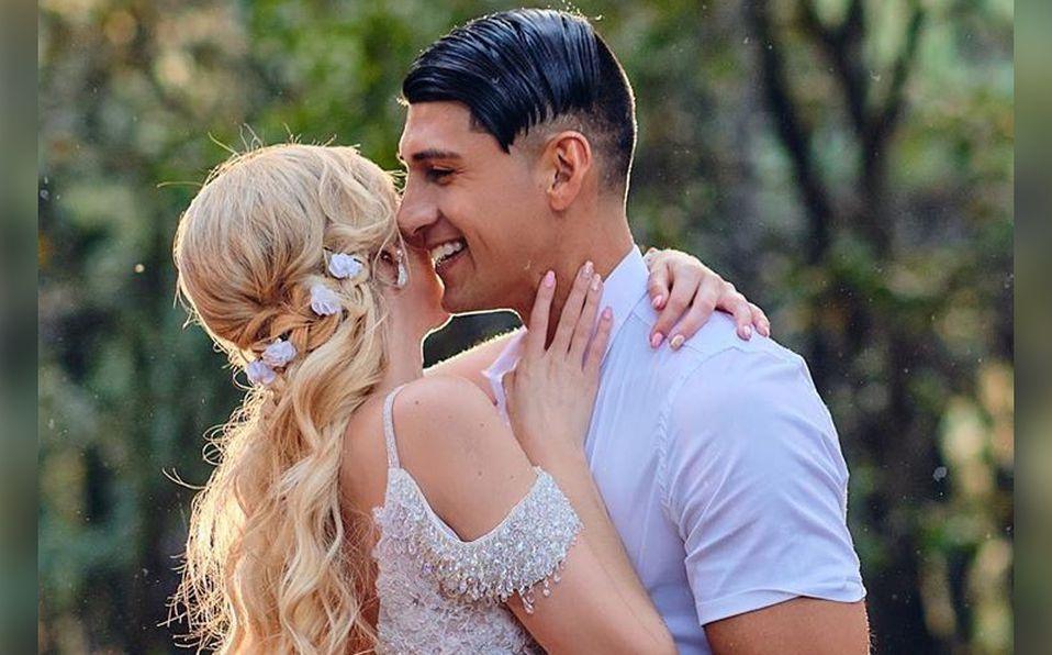 Quién es Ilse Salas, la esposa de Alan Pulido (Instagram).