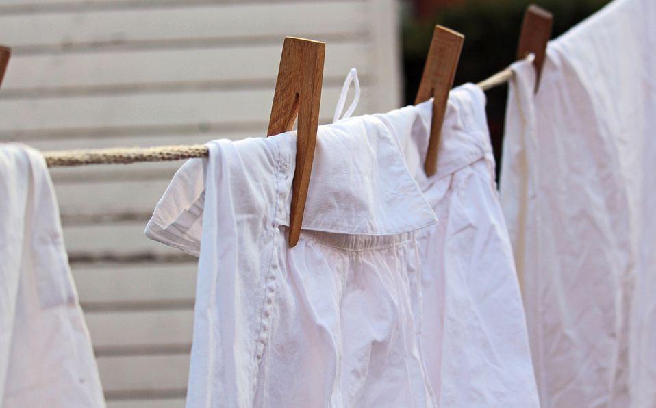Cómo quitar manchas de óxido de la ropa
